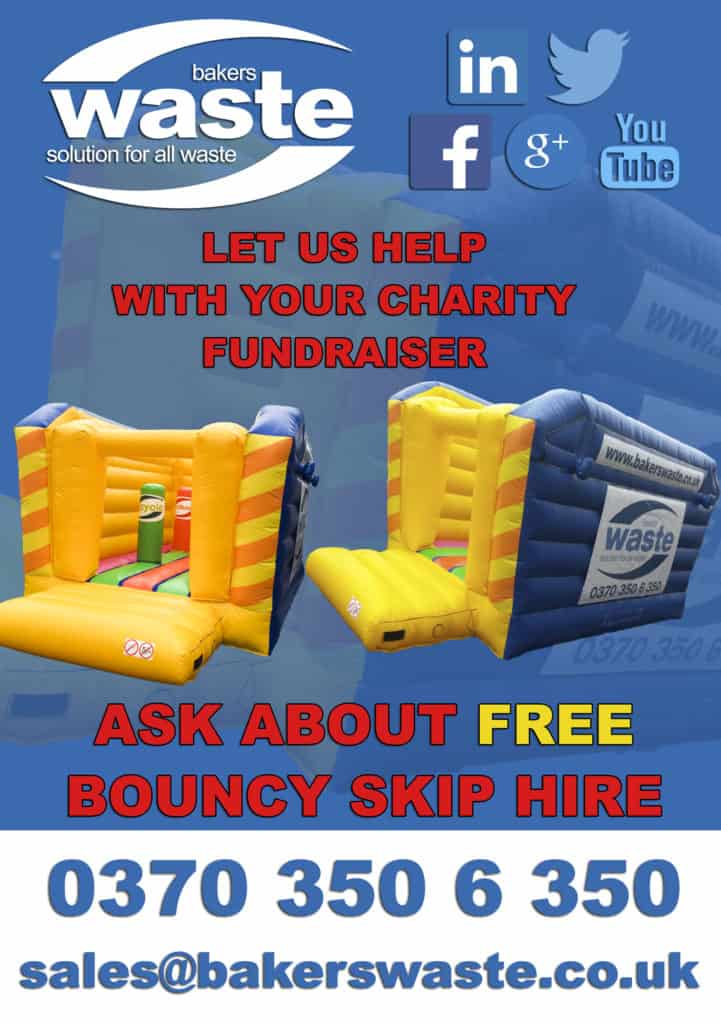 Bouncy Castle Charity Support