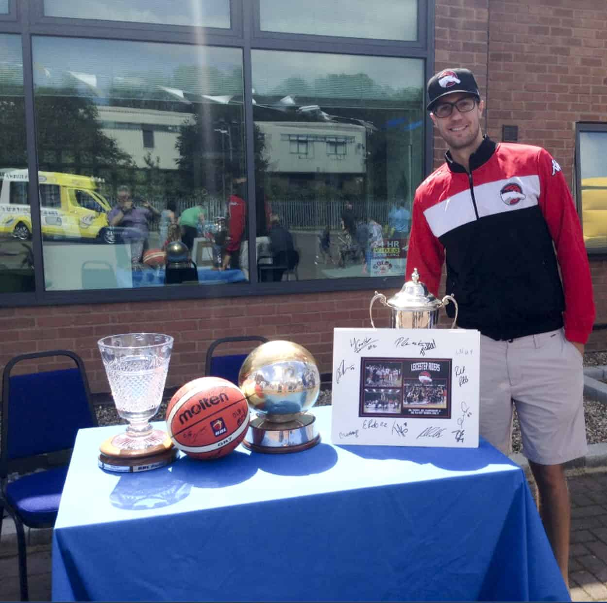 Leicester Riders Trophies