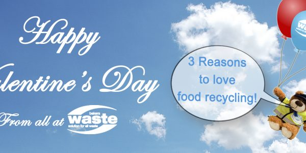 Valentine's Day 2017 – 3 Reasons To Love Food Recycling