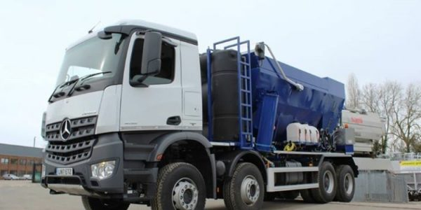 Bakers Waste Brand New 2017 Concrete Mixer
