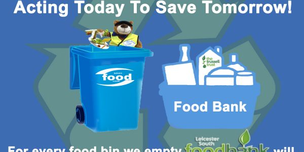 Last Chance – Support Leicester South Food Bank