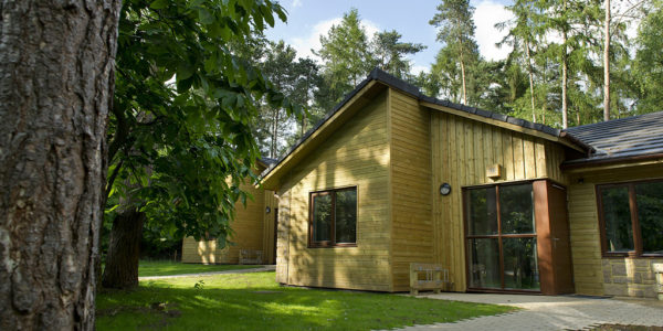 Bakers Waste Work With Stepnell On Center Parcs Woburn Forest Construction