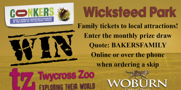 WIN, WIN, WIN With Bakers Waste Services