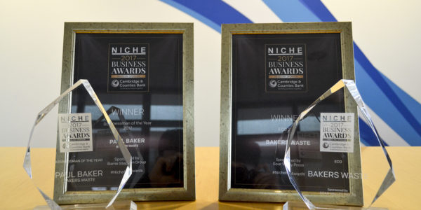 Double Awards Win At 2017 Niche Business Awards