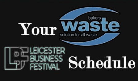 Bakers Waste Join Leicester Business Festival 2017 Line-up