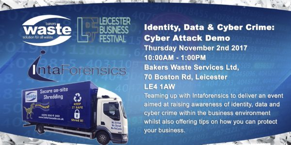 LBF 2017: Identity, Data & Cyber Crime: Protect Your Business
