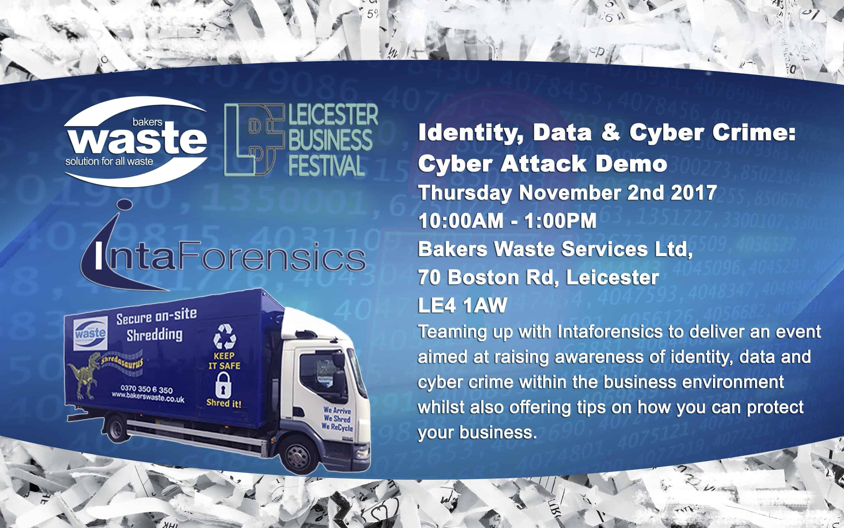 Bakers Waste & Intaforensics