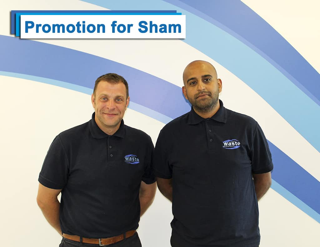 Sham Promoted From Telesales Manager To Business Development Manager