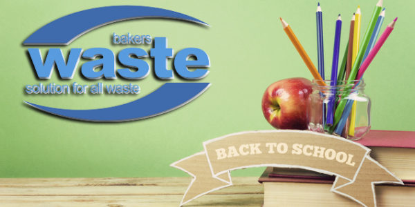 Back To School – Recycling Tips