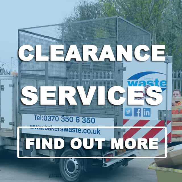 Clearance Services Button