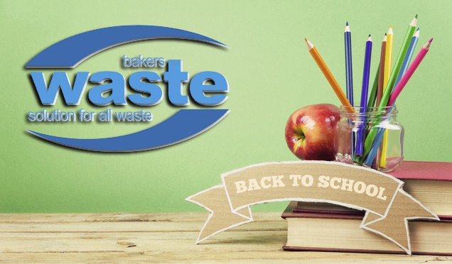 Back To School Recycling Tips