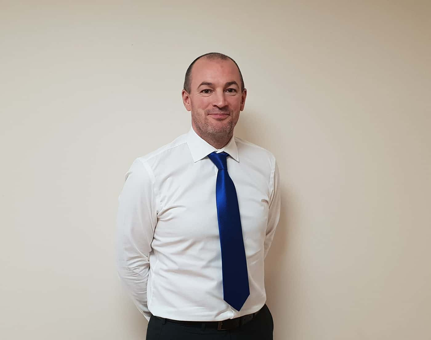 Welcome Daren Woolnough, Finance Director