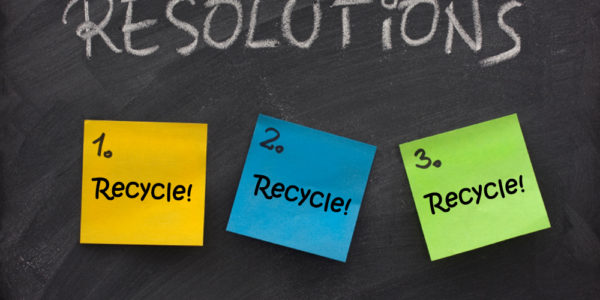 Recycling Resolutions In 2019
