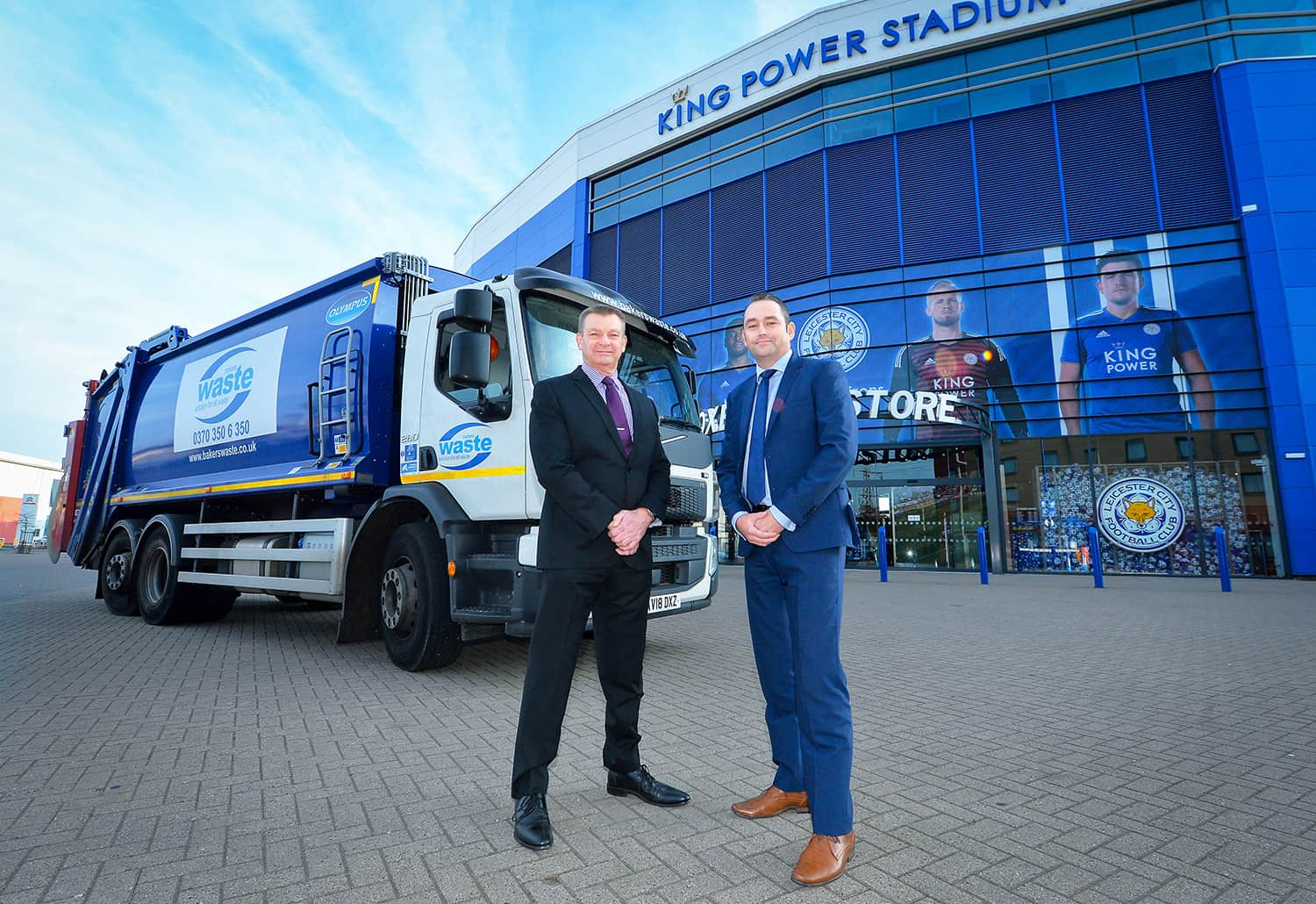 Leicester City Football Club Official Waste Partnership