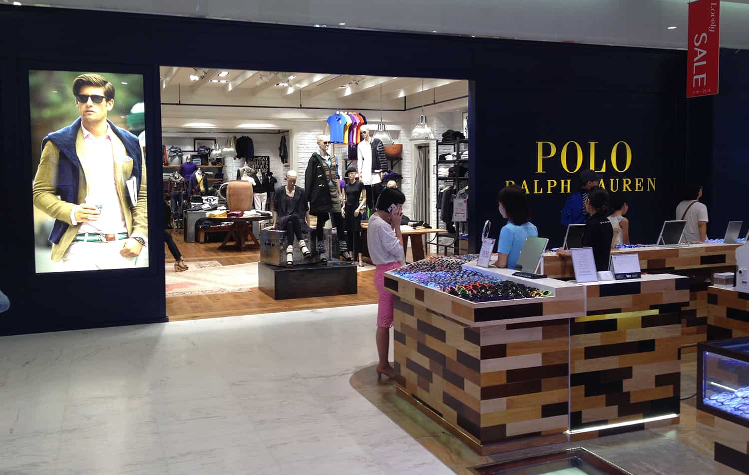 Ralph Lauren Reveal Polo Shirts Made From Plastic Bottles