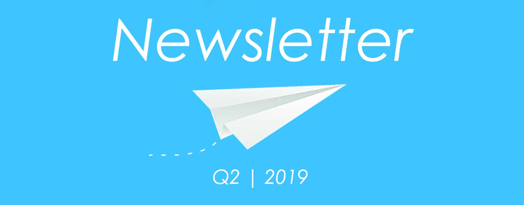 Newsletter Website Q2