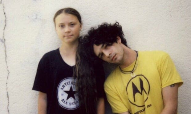 """Time To Rebel"": The 1975 And Greta Thunberg Form Climate Change Alliance"