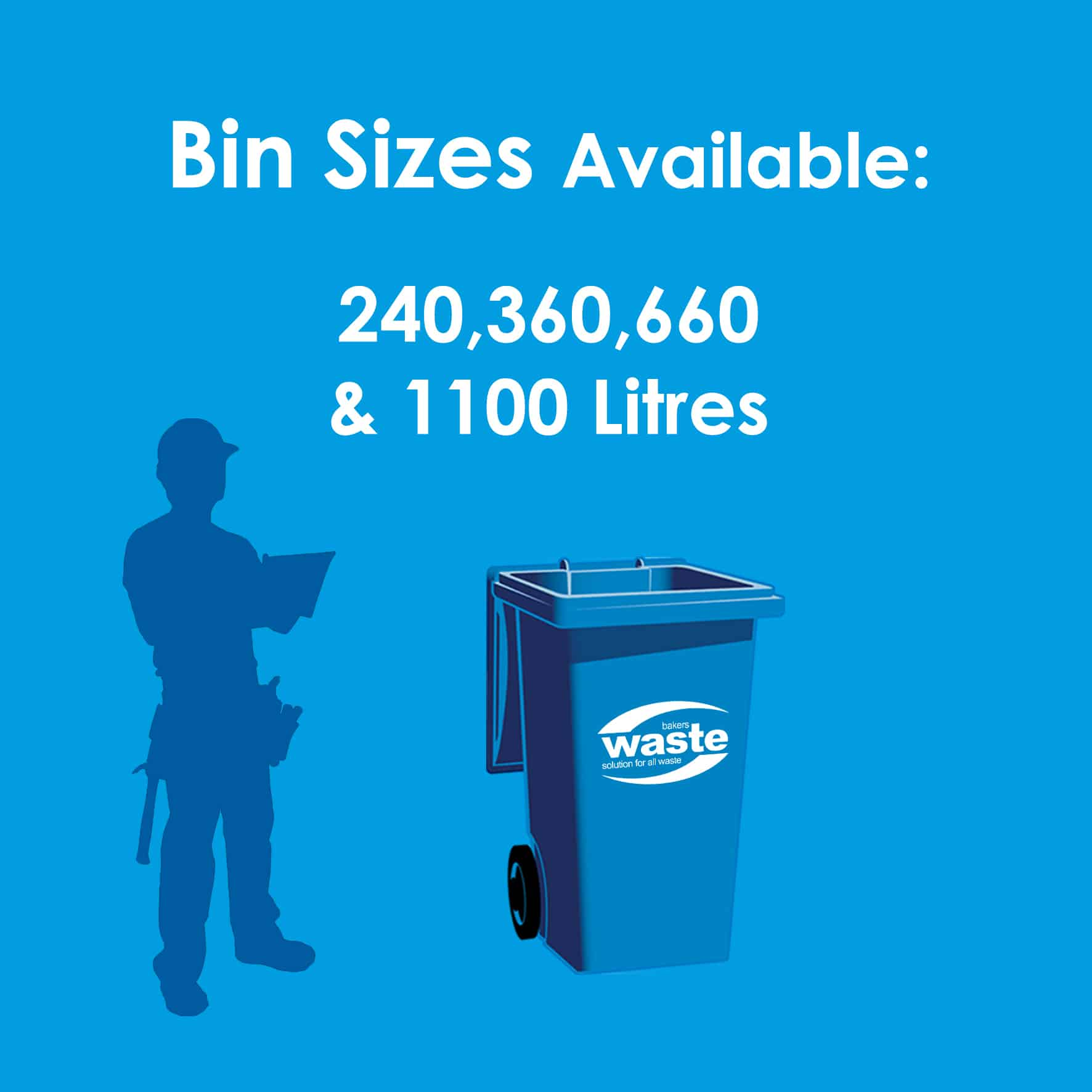 bin collection graphic