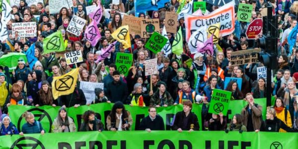 What Exactly Do Extinction Rebellion Want And What Do You Think About It All?