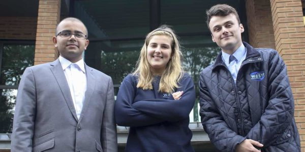 Future Talent: Three New Apprentices Join The Bakers Team