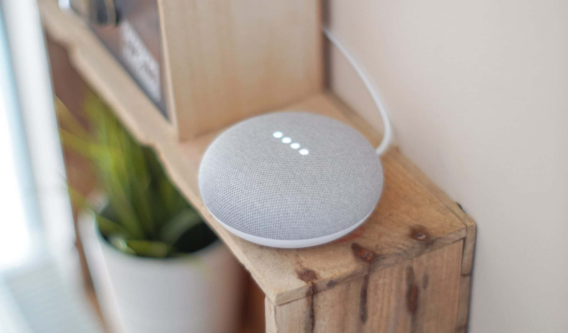 Google's Newest Nest Mini Is Made From 100% Recycled Plastic Bottles