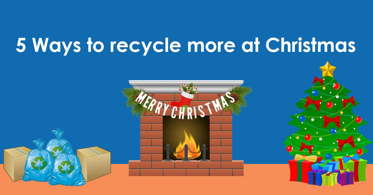 5 Ways To Recycle More At Christmas Website