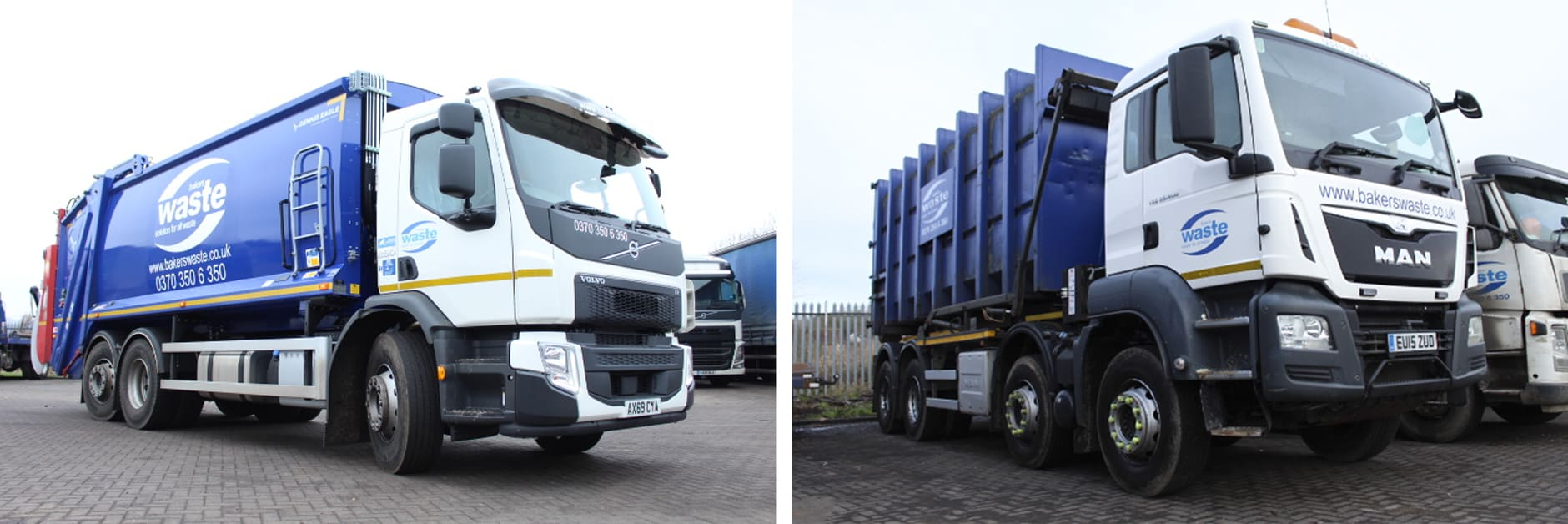 Two New Trucks 2020 - Investment