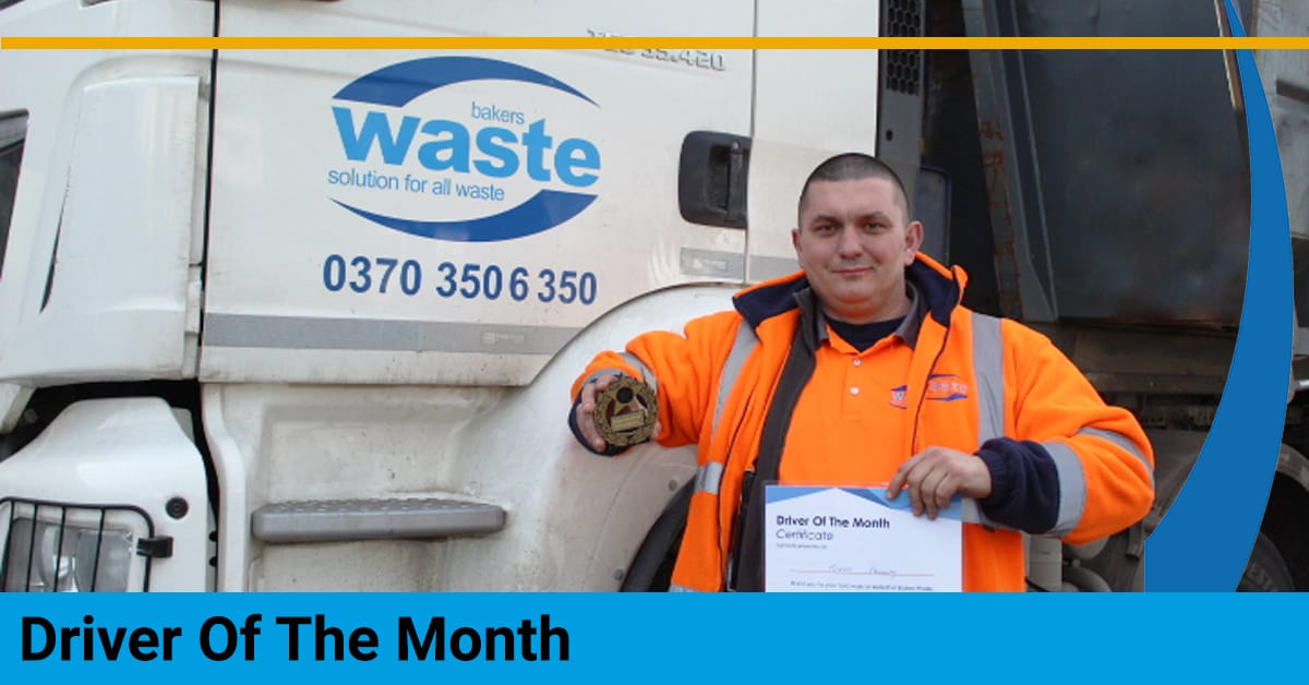 January 2020 Driver Of The Month: Marek