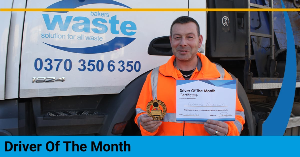 February 2020 Driver Of The Month: Wayne