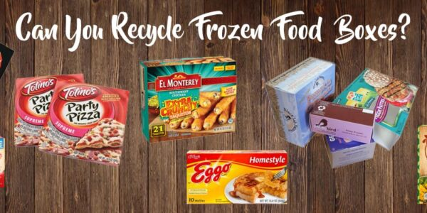 Can You Recycle Frozen Food Boxes?
