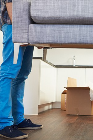 Sofa Removal In Northampton Fast Clearance Service